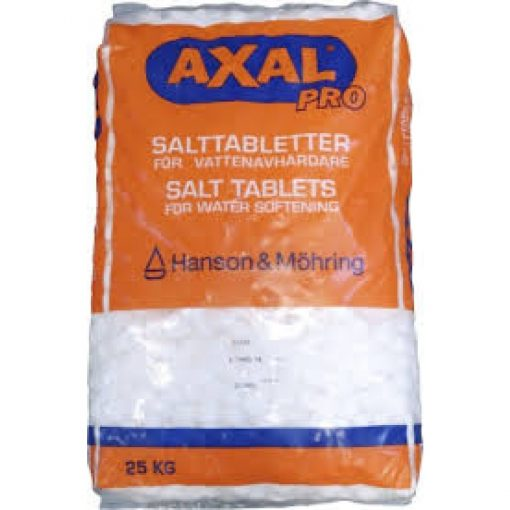 Axal Pro Water Softening Salt (25kg)-0
