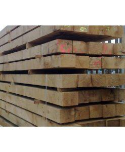 Oak Beam (L)3000x(W)200x(H)200mm-0