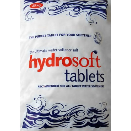 Hydrosoft Water Softener Tablets (25kg)-0
