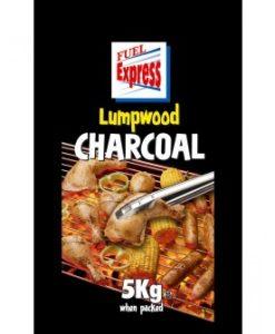 Lumpwood Charcoal (5kg)-0