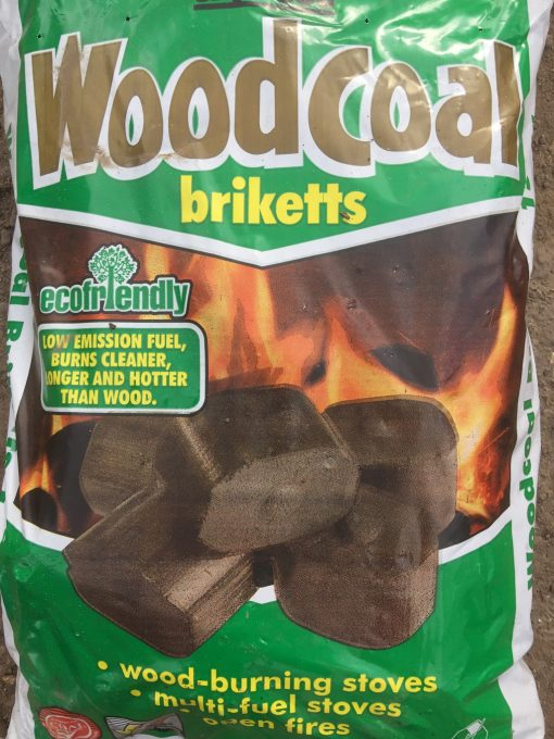 Wood Coal Briketts (15kg)-0