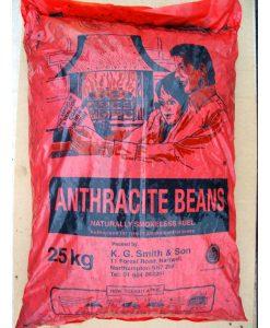 Anthracite Beans (25kg)-0