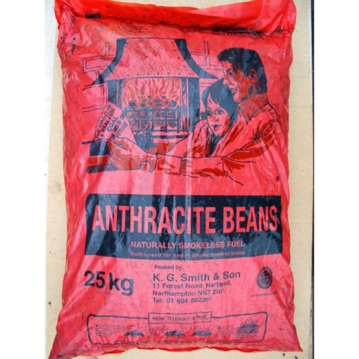 Anthracite Beans (25kg)-0