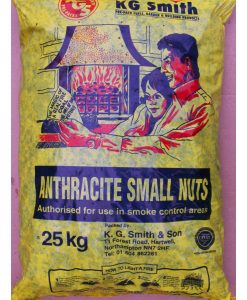 Anthracite Small Nuts (25kg)-0