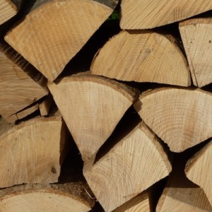 Kiln-Dried Ash Logs (0.75m3 Dumpy Bag ).-441