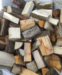 Kiln-Dried Ash Logs (0.75m3 Dumpy Bag ).-265