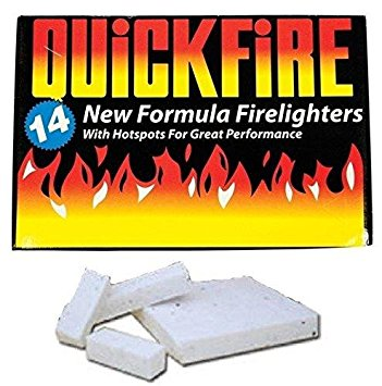 Quickfire Firelighters 14 per pack-0