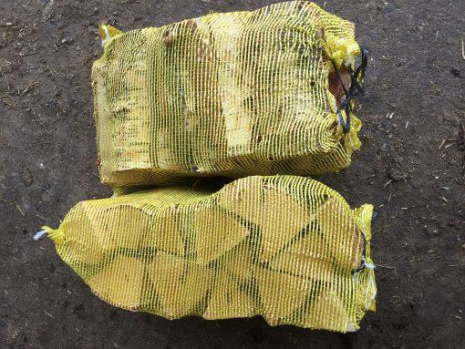 Kiln Dried Birch Logs (Net)-0