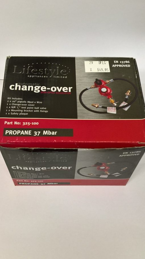 Automatic Change-Over Kit-0