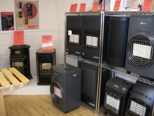 Heaters & Burners